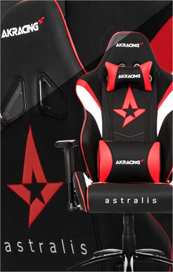 AKRacing Team Astralis Edition