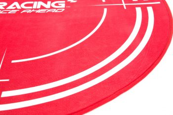 Floormat Red (4)