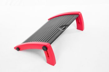 Footrest Red (4)
