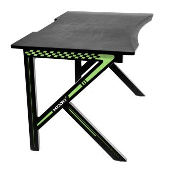 Gaming Desk Green (1)