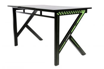 Gaming Desk Green (14)