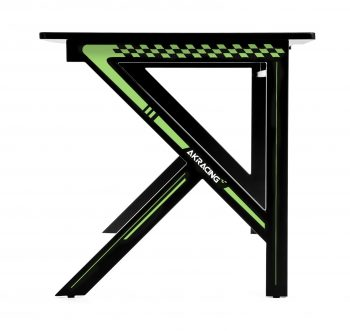 Gaming Desk Green (4)