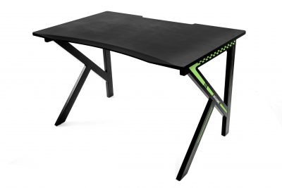 Gaming Desk Green (6)