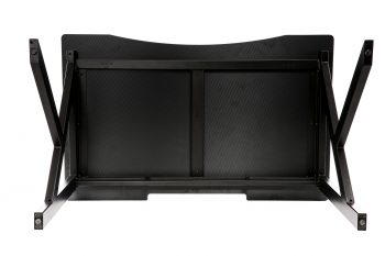 Gaming Desk Green (9)