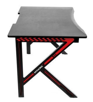 Gaming Desk Red (1)