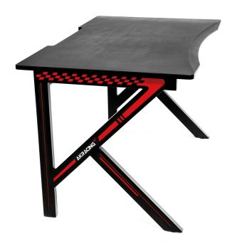 Gaming Desk Red (2)