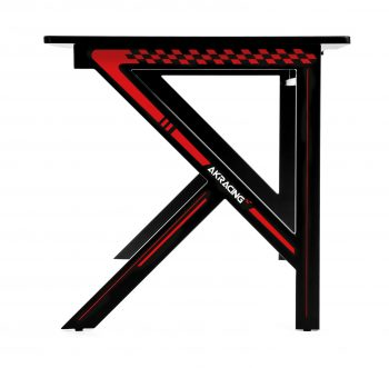 Gaming Desk Red (5)