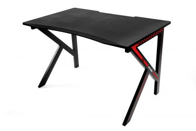 Gaming Desk Red (7)