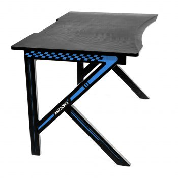 Gaming desk Blue (1)