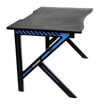 Gaming desk Blue (1)