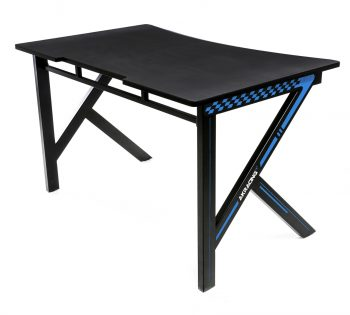 Gaming desk Blue (13)