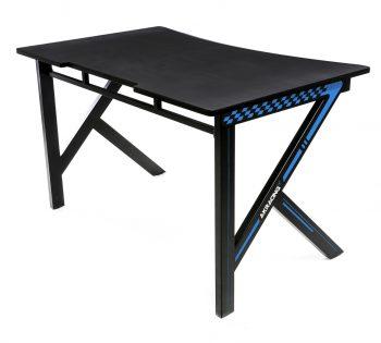Gaming desk Blue (13)