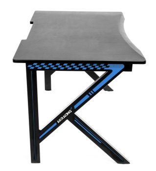 Gaming desk Blue (16)
