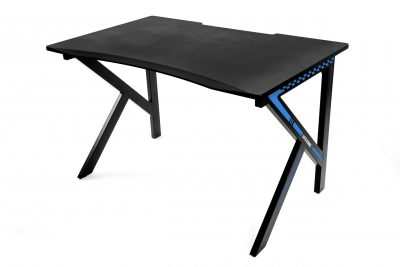 Gaming desk Blue (6)